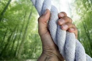 hand grip rope